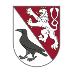 Znak města Veltrusy