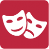 Ikonka - symbol divadla